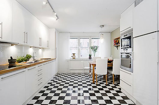 Three Famous Ceramic Tile Pattern in Black and White - Girls ...