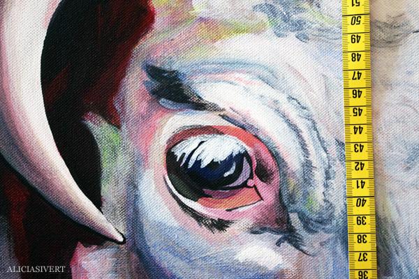 aliciasivert, alicia sivert, alicia sivertsson, delmål två, liljevalchs vårsalong 2015, måleri, måla, akryl, målning, painting, paint, acrylics, acrylic, canvas, duk, utställning, post war dream II 2