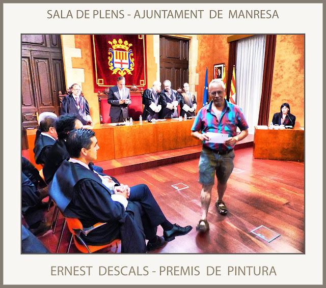 AJUNTAMENT-MANRESA-JUTGES-ADVOCATS-PREMIS-PINTURA-SALA DE PLENS-ARTISTA-PINTOR-ERNEST DESCALS-