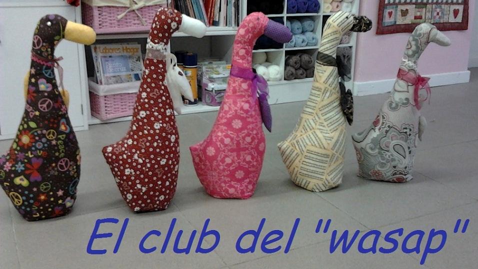 """El club del """"wasap"""""""
