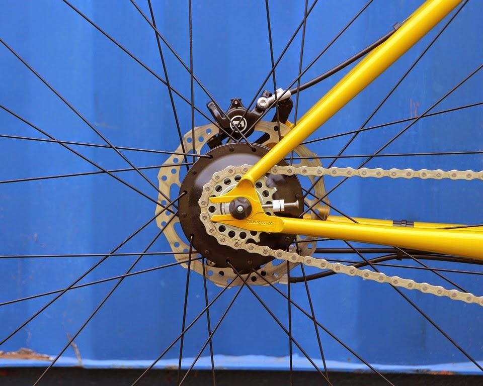 how to use rohloff speedhub on electric bike