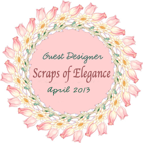 April Guest Designer
