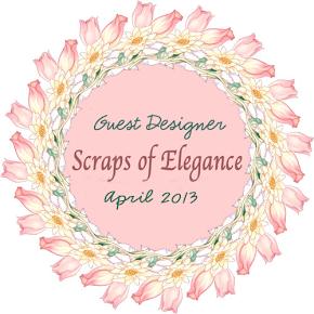 April Guest Designer