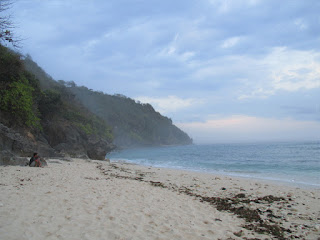 Tempat Wisata Pantai Batu Pageh Bali