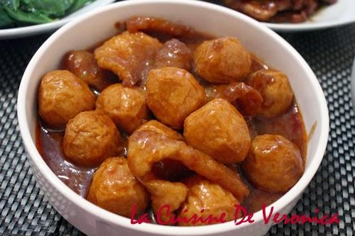 La Cuisine De Veronica 車仔咖喱豬皮魚蛋