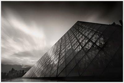Pyramide du louvre, 2014