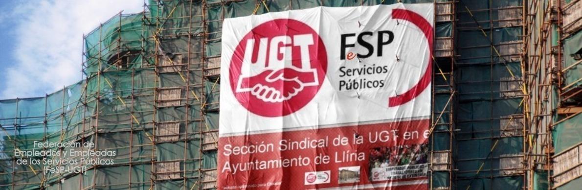Sección Sindical de la UGT en el Ayuntamiento de Llíria