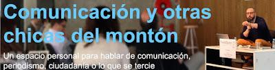 Comunicación y otras chicas del montón