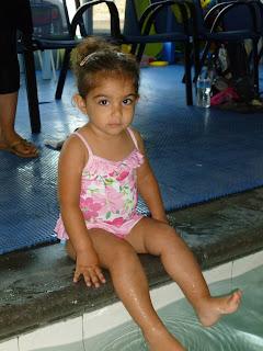 Deep blue swim school kids indoor swimming lessons rossmoor ca
