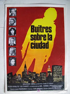 Buitres sobre la ciudad AKA Vultures Over the City 1980