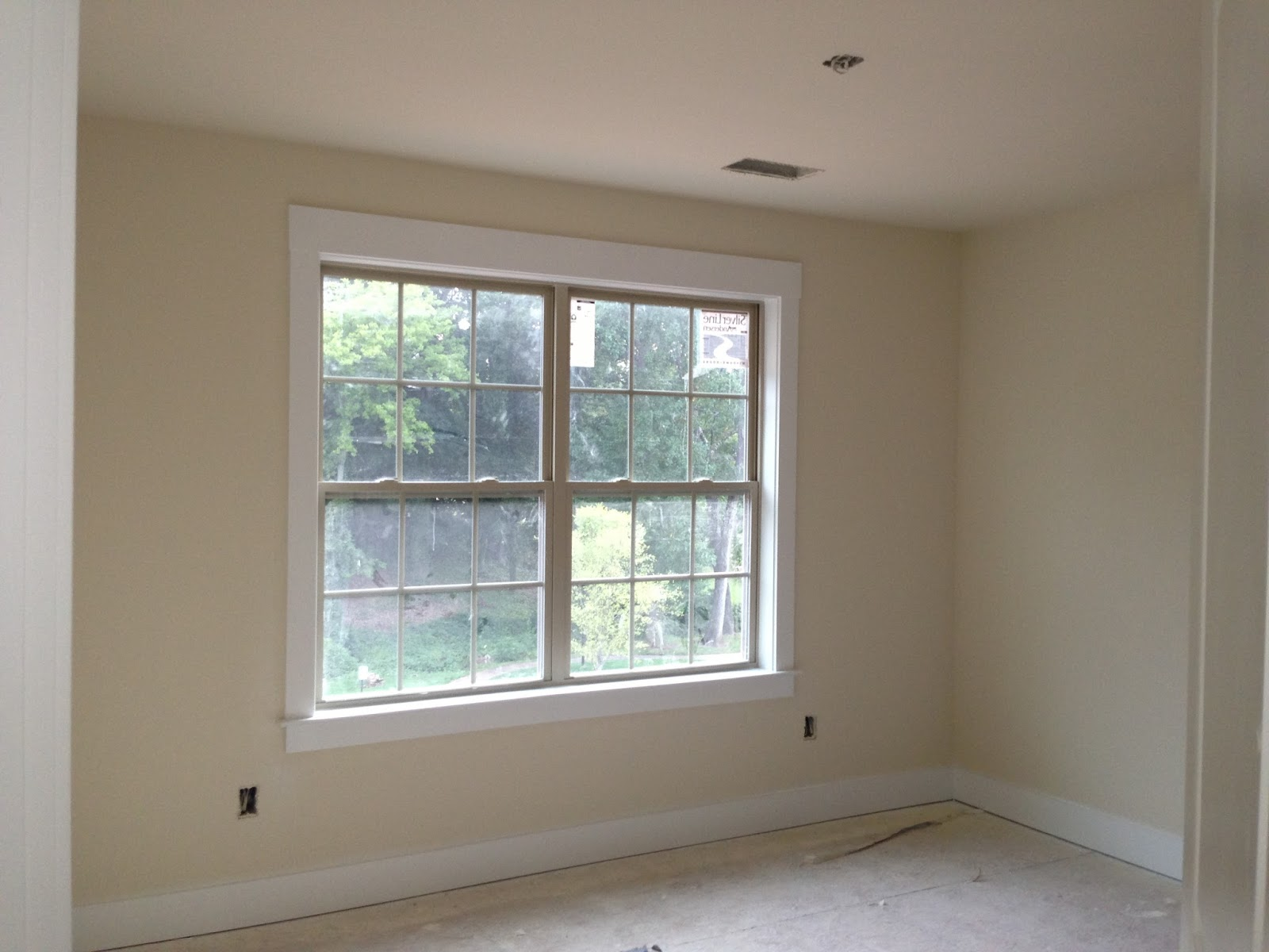 the Woodward Place: House Update: Kitchen Counters and Paint
