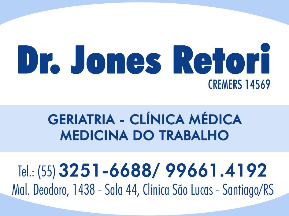 Dr. Jones Retori