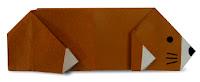 mole origami