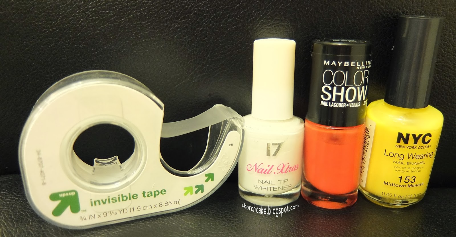 Skorchcake Nail Polish Fanatic Halloween Nail Art Ideas