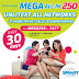 Smart Prepaid Mega All-In 250 For 30 Days