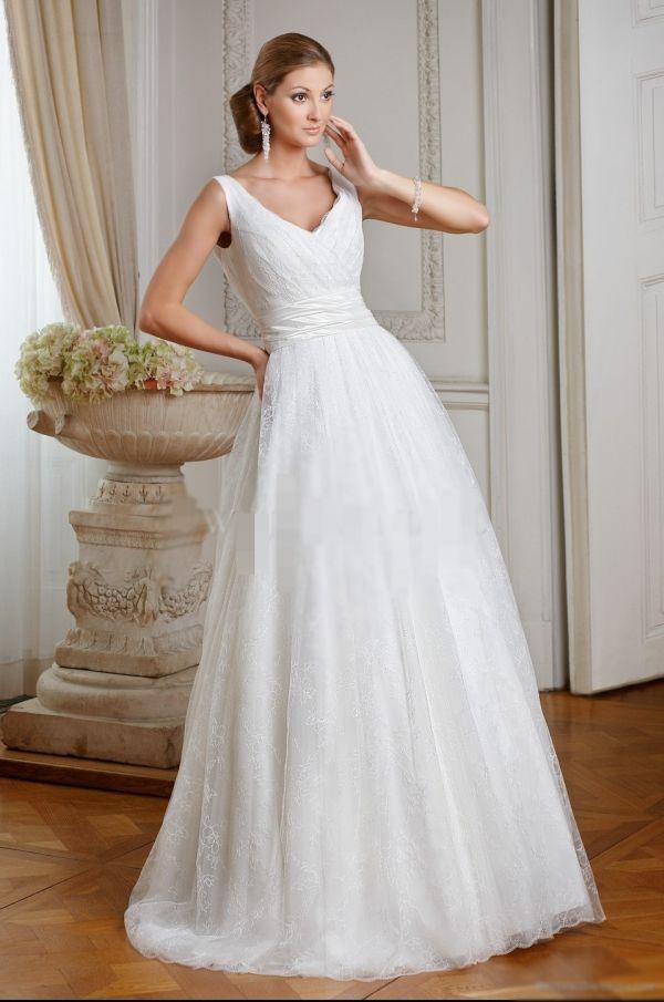 Suknie ślubne Vestido Suknia ślubna Firmy Margarett Model Daisy O
