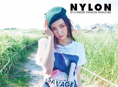 Shin Se Kyung Nylon October 2015