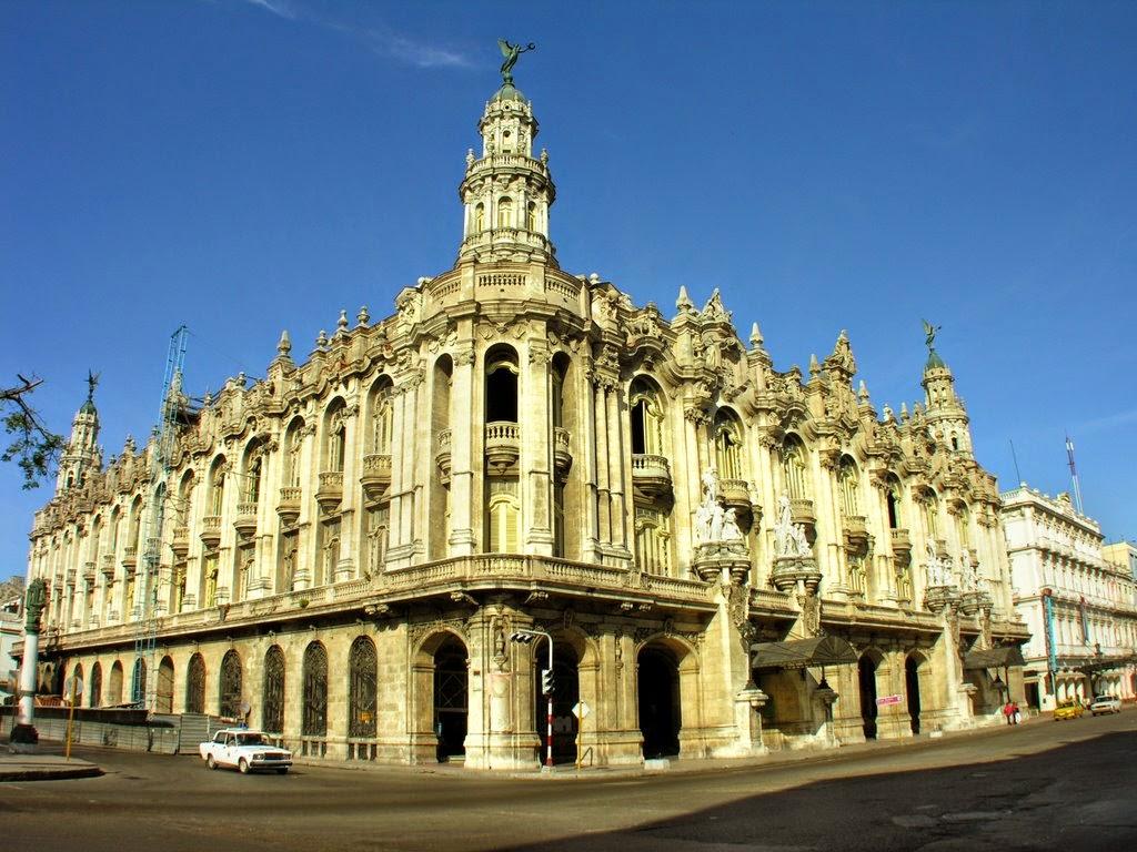 Gran Teatro Havana Festival Ballet particular house old havana