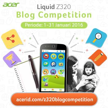 Acer Liquid Z320 Blog Contest