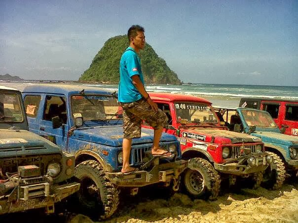 east java 2013 pulau merah banyuwangi
