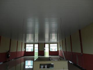 180 M² de Forro PVC Instalado em hortolândia pela UniversoPro