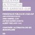 10 d'abril, Presentació pública del pas a EAB-CUP