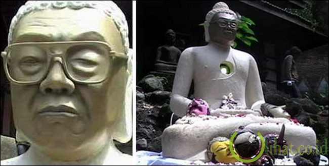 Patung Gus Dur