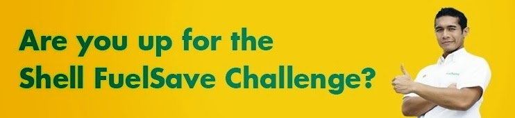 Shell FuelSave Challenge 2014