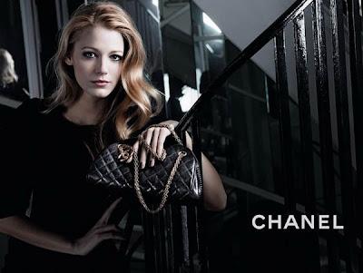 blake lively chanel mademoiselle handbags. Blake+lively+mademoiselle+