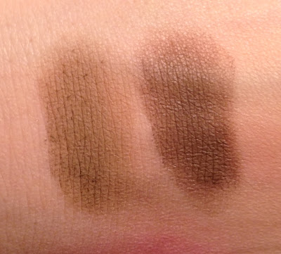 Too Faced Cosmetics Brow Envy POWDER SWATCHES