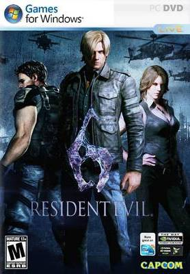 Download Resident Evil 6 (PC) Completo 2013