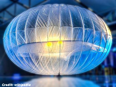Google's Loon Balloon