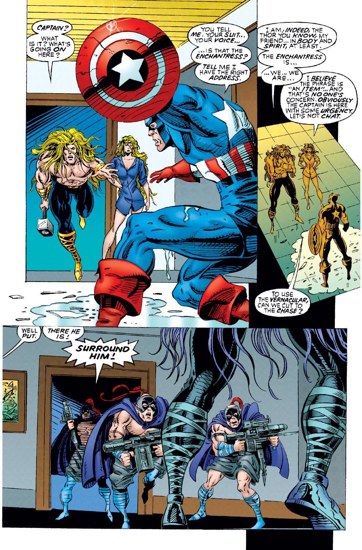Captain America (1968) Issue #449 #403 - English 20