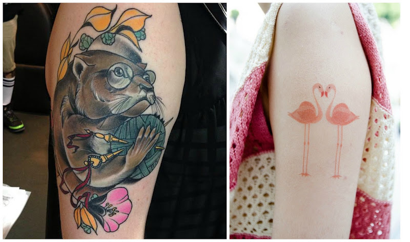 would love your ideas and pictures of amazing animal tattoos if you  title=
