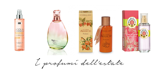 I profumi dell'Estate 2015 - Profumi & Acque Profumate