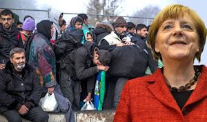 Alemanha - Merkel ameaça retirar filhos e empregos a quem diga a VERDADE sobre o Islão