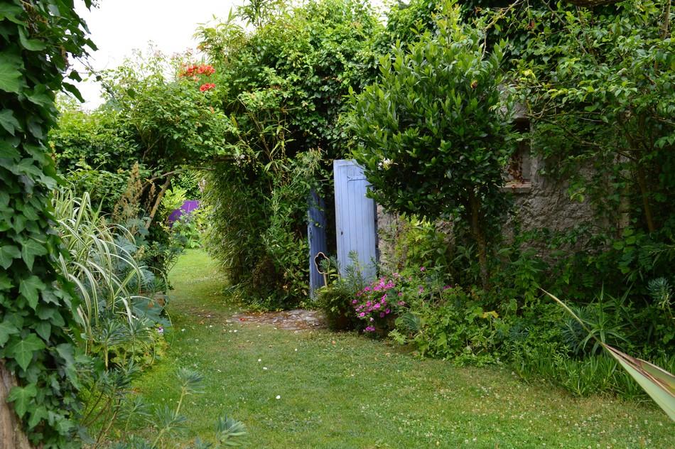 cocoon garden les jardins de la boirie le d 39 ol ron. Black Bedroom Furniture Sets. Home Design Ideas