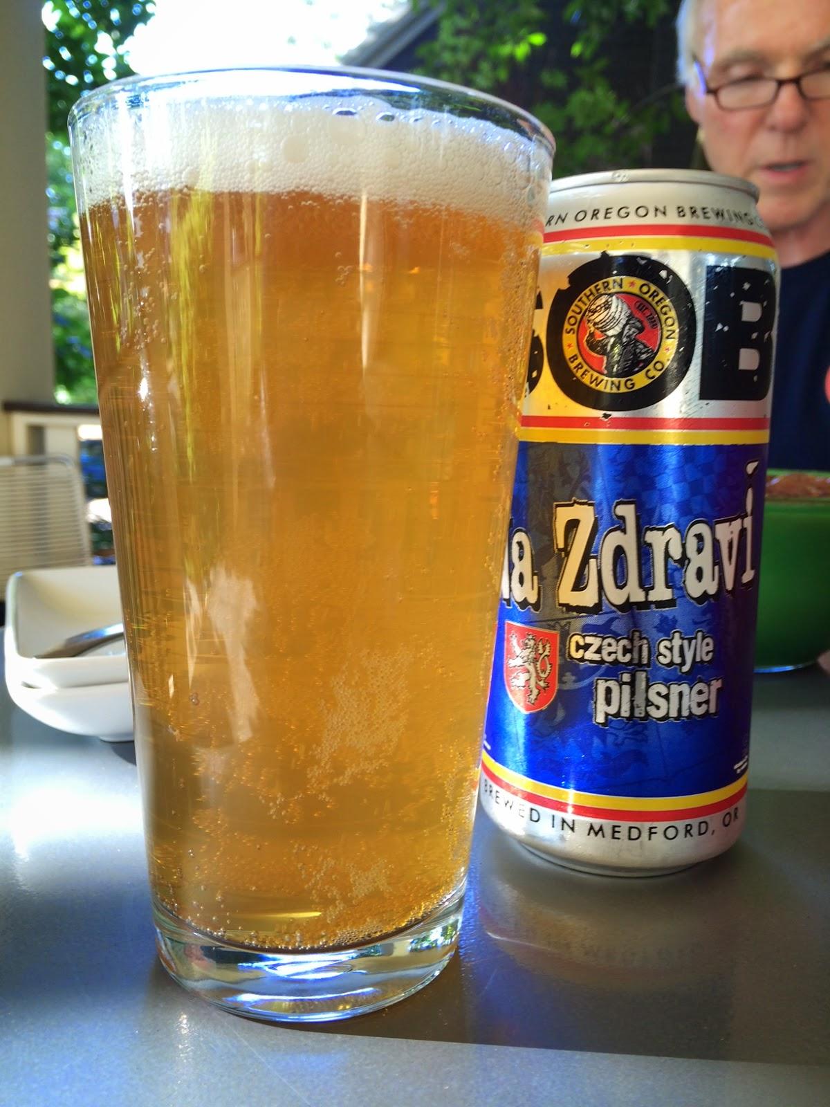 オレゴン ラガー ビール