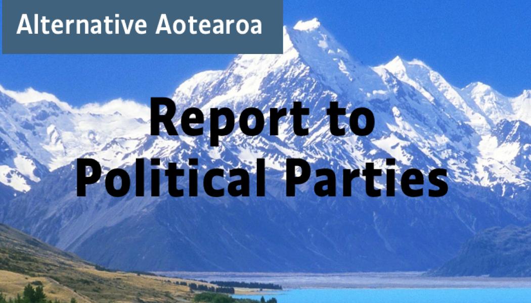 Alternative Aotearoa Seminar