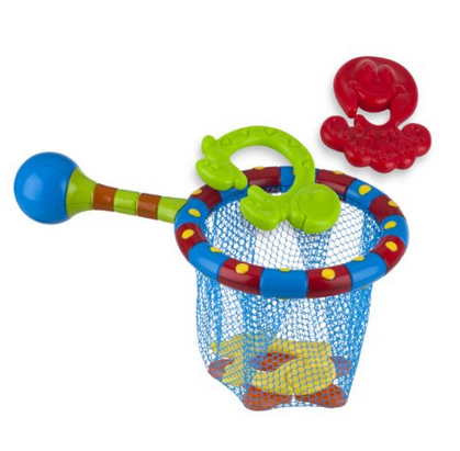 Get Nuby Splash 'n Catch Bath Time Fishing Set for $5.98!  (Reg. $14 ) + Other Water Toy Deals!