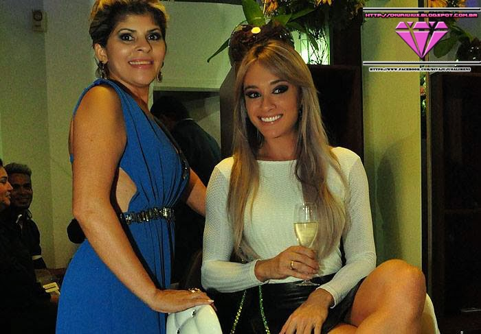 Juju Salimeni e Cidinha Lins