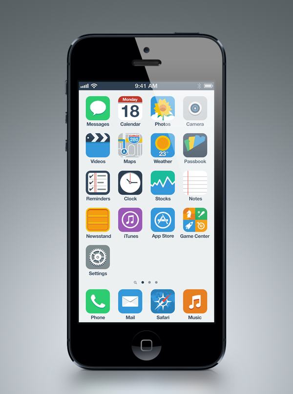 iOS 7 Beta 1 for iPhone 4 GSM Torrent ~ IOS 7 DOWNLOAD