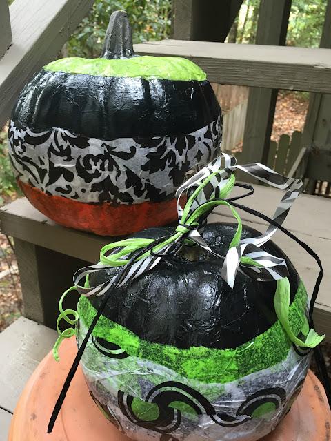 pumpkin patch creations steps
