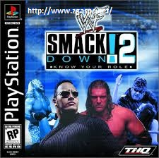 Free Download Games WWF Smack Down II Know Your Role PSX ISO Untuk KOmputer For PC Full Version ZGASPC