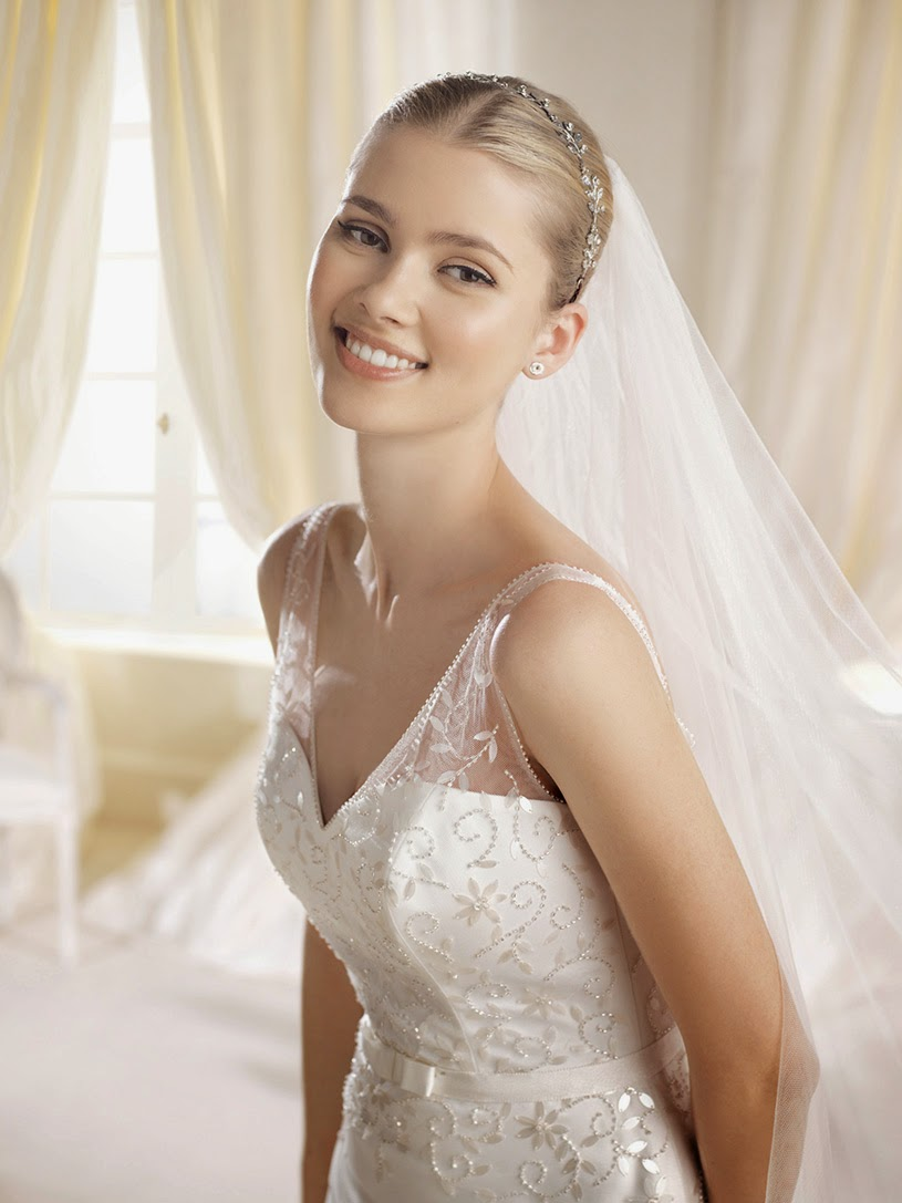 Ibias wedding dress La Sposa 2014