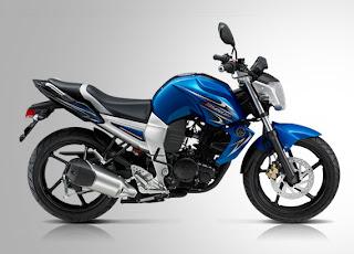 Harga Yamaha Byson warna biru terbaru 2013