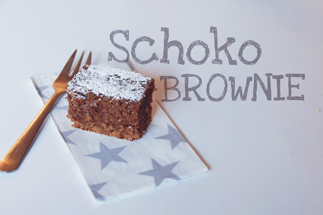 schokobrownie, GrinseStern, Brownie, lecker, rezept, backen