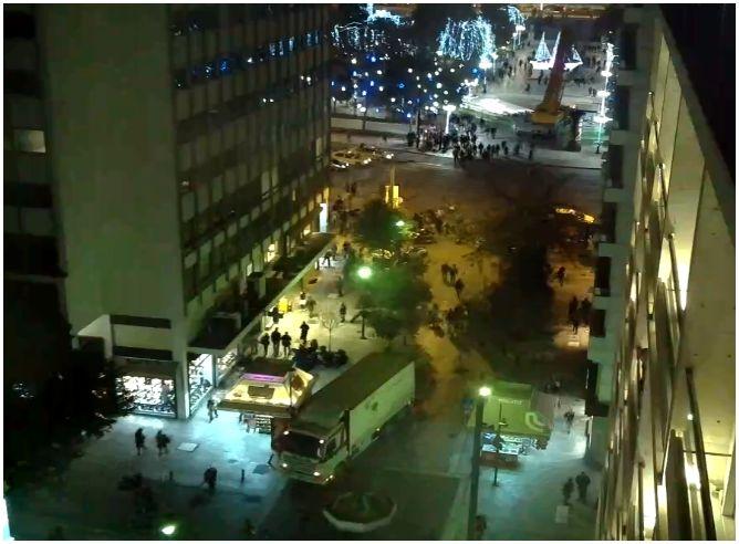 Ζωντανά στην Οδός Ερμού- Πλατεία Συντάγματος