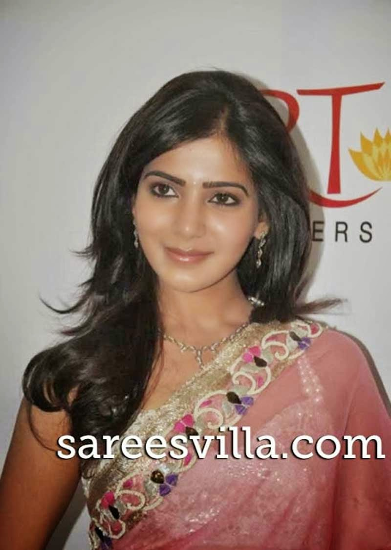 Samantha in Feather Cut Hairstyle