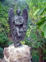 Cuentos Infantiles El Jardin De Las Estatuas Cuentos Historias - Estatuas-de-jardin